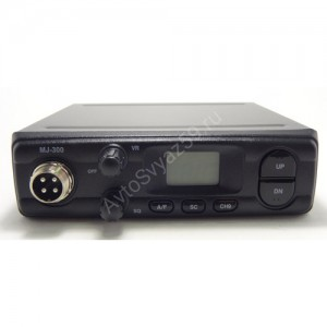 Радиостанция MegaJet-300Turbo