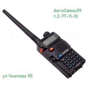 Радиостанция портативная Baofeng 5R