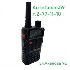 Радиостанция портативная Kenwood TK-UVF8