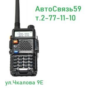 Радиостанция портативная Kenwood ТK-F8 Dual Band