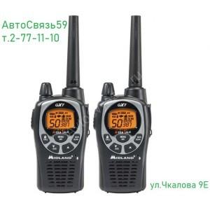 Радиостанция портативная Midland GXT1000