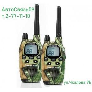 Радиостанция портативная Midland GXT850