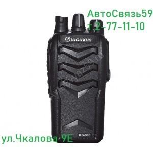 Радиостанция портативная Wouxun KG-988