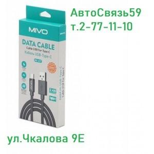 Кабель USB-TypeC Mivo MX 42T